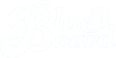 Blueboard Logo White