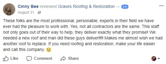 rockwall roofing contractor company roof repair best company near me tx roofer facebook review 1