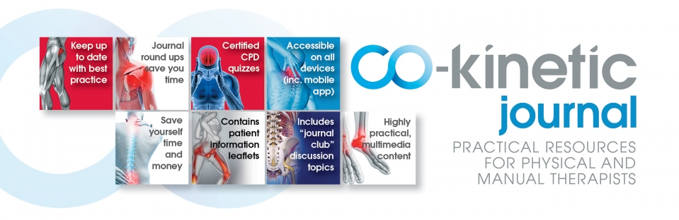 Co-Kinetic Physical Therapy Journal
