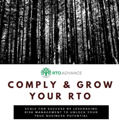 COmply & Grow Your RTO Cover