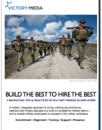 White Paper - 9 Military Friendly® Recruiting Tips for Employers