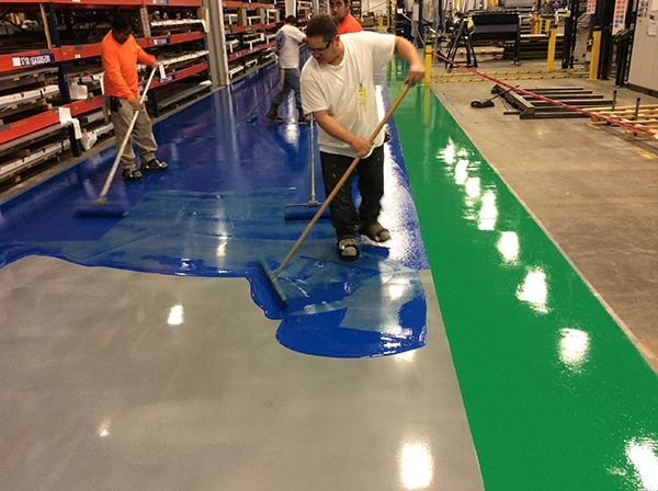 A-Klein-Company-Epoxy-Floors-Industrial