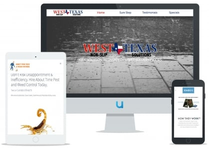 about time pest and weed west texas sure step solution for bathtubs mobile friendly website design