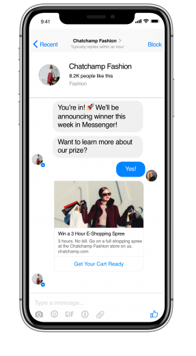 messenger marketing for ecommerce marketers