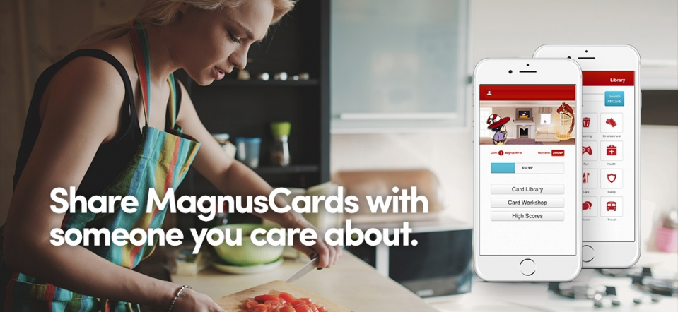 Share MagnusCards wtih someone you care about.