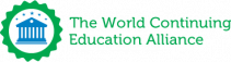 WCEA - World Continuing Education Alliance logo