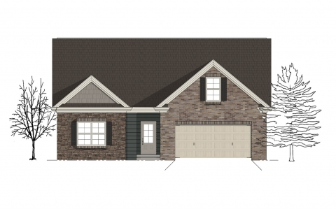 Black Forest Community The Cedar Floor Plan