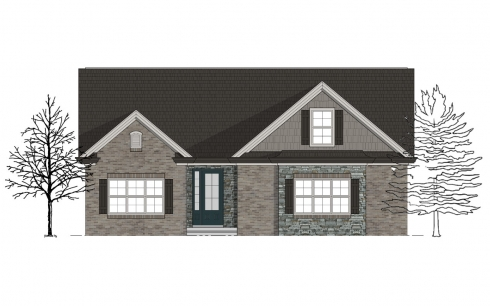Black Forest Community The Hickory Floor Plan