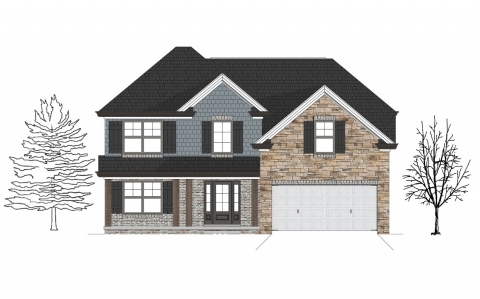 Black Forest Community The Chestnut Floor Plan