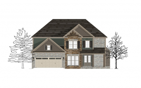Black Forest Community The Laurel Floor Plan