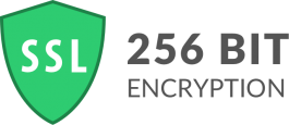 SSL 256 Bit Encryption