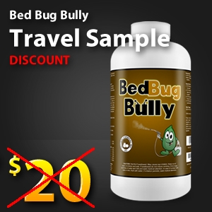 Bed Bug Bully, 3oz