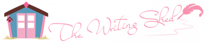 The Writing Shed logo