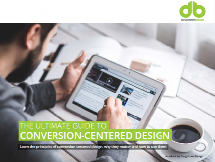 conversion-centered-design