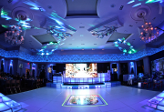 White Tile Dance Floor Rental
