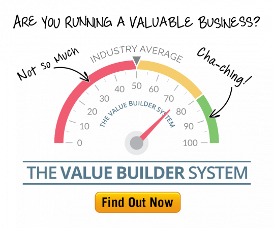 Get Your Value Builder Score Today