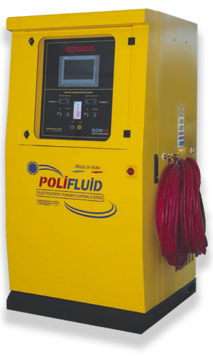Polifluid Machine