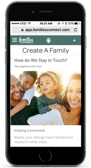 Families Connect Screenshot