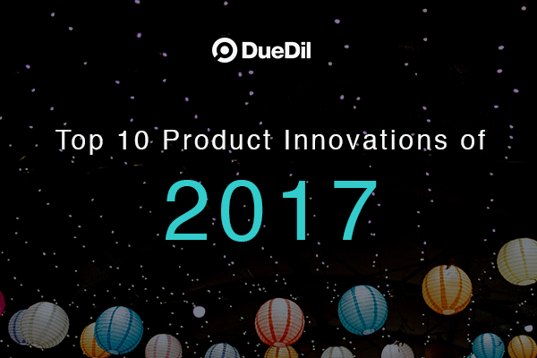 Top 10 Product Innovations From DueDil