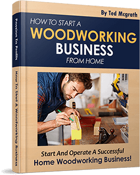 AHome woodworking Business !