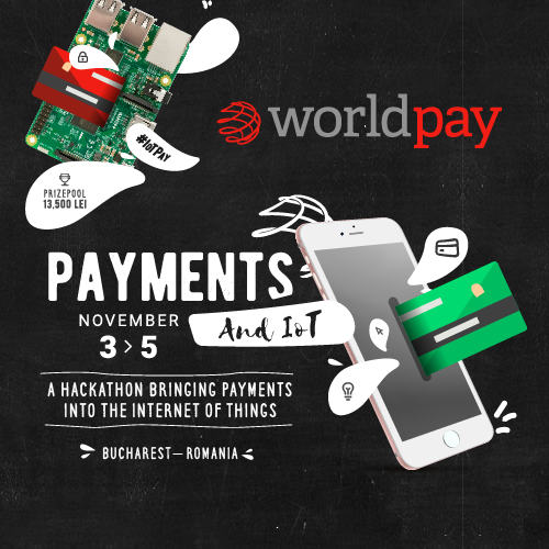 Payments & IoT Hackathon