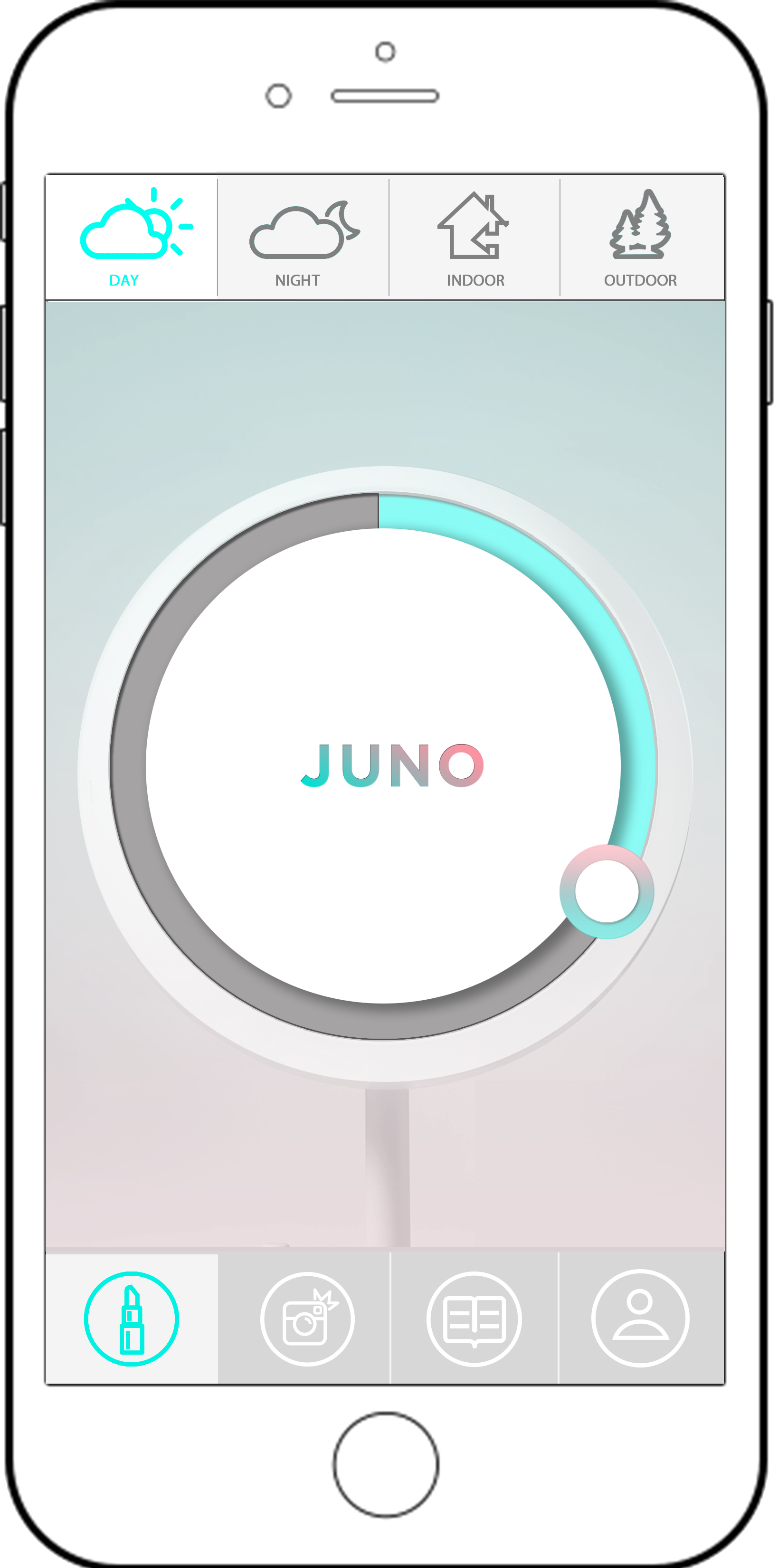 Reserve Juno The First Smart Makeup Mirror Early Bird