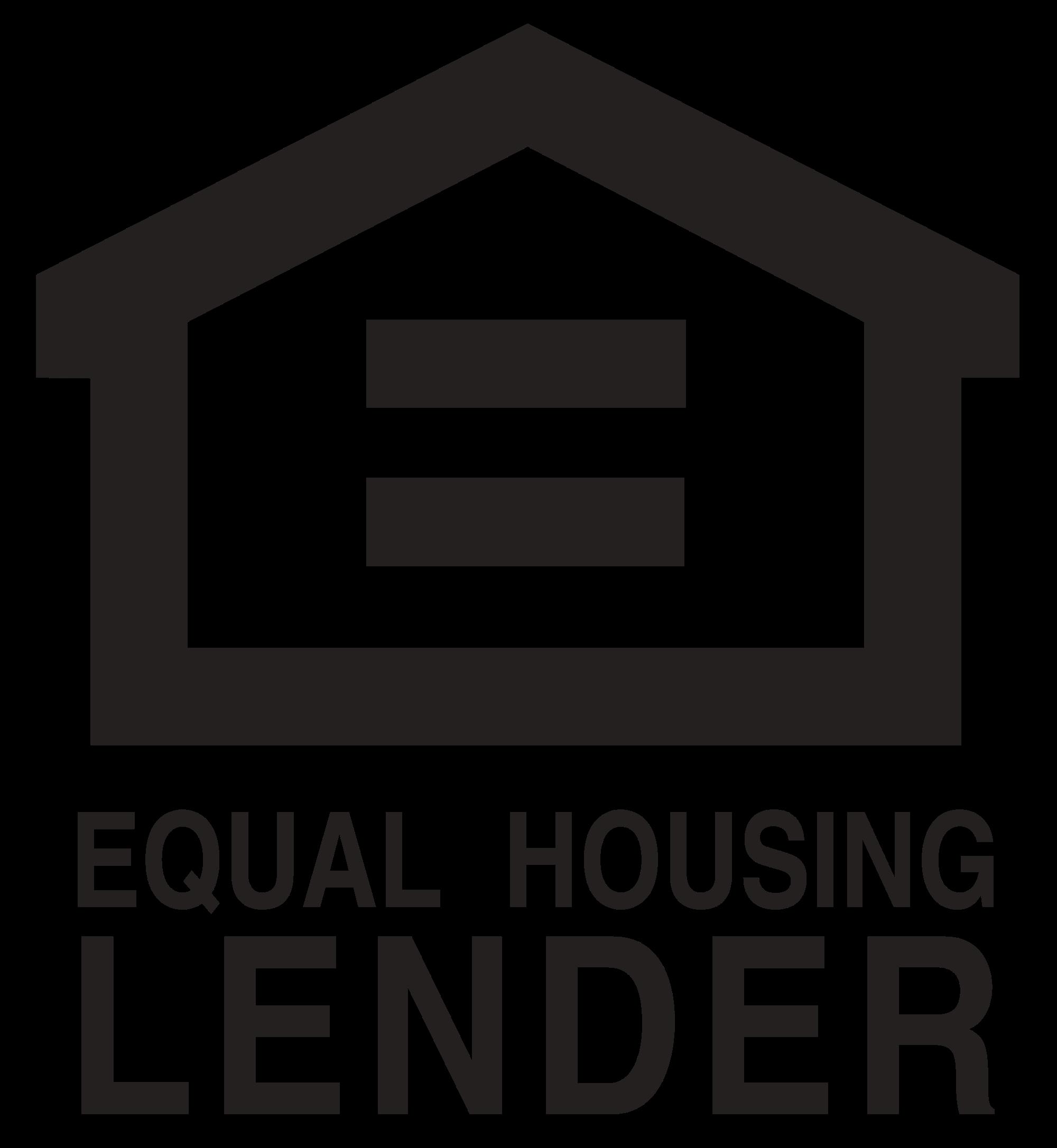 Image result for equal housing lender logo 2017