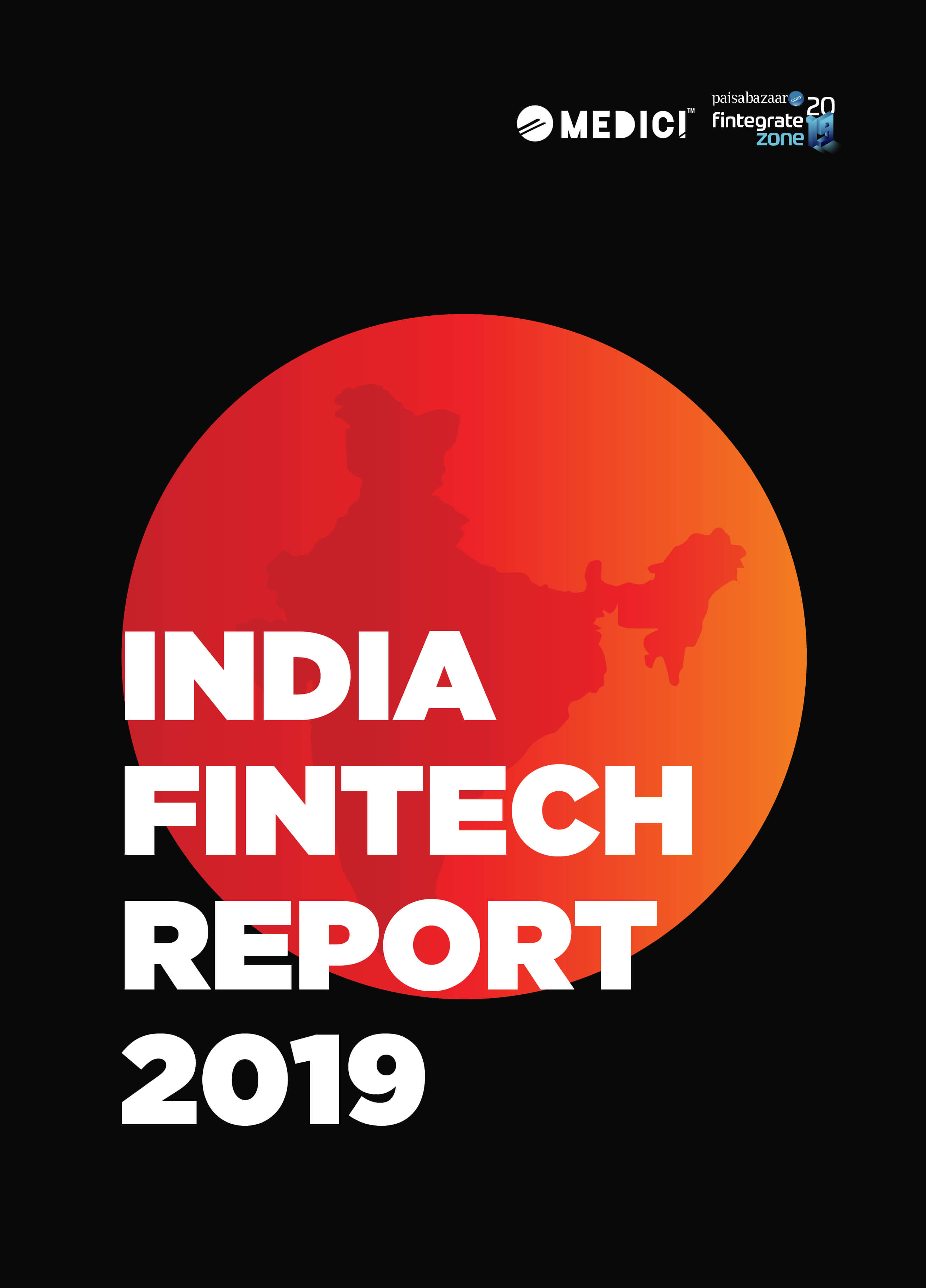 India FinTech Report 2019 by MEDICI