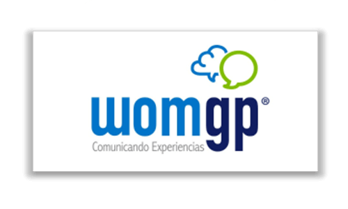 Wom-group logo