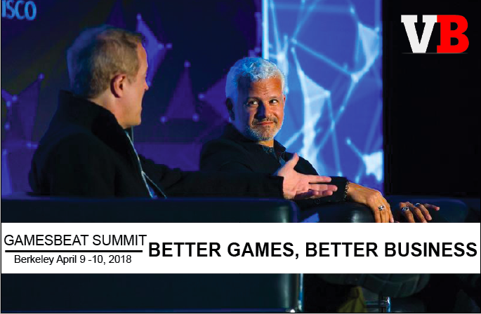 GamesBeat 2018