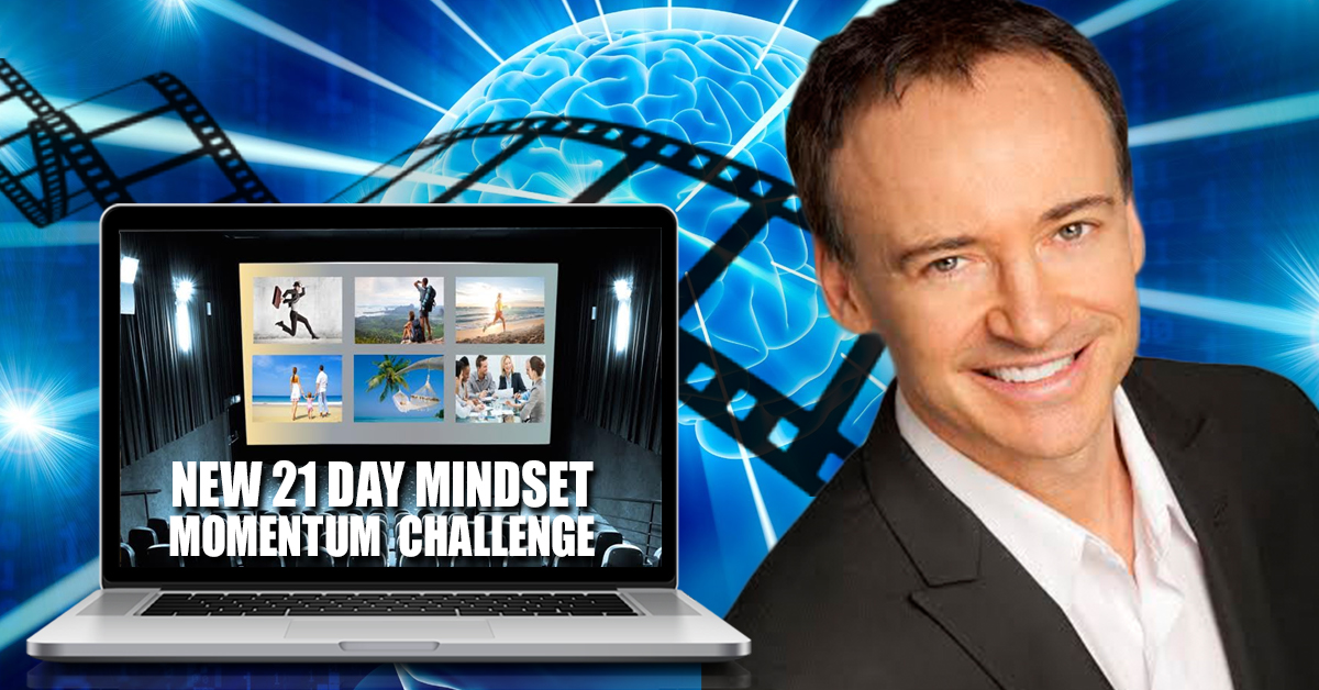 Dave O'Connor's 21 Day Mindset Momentum Challenge