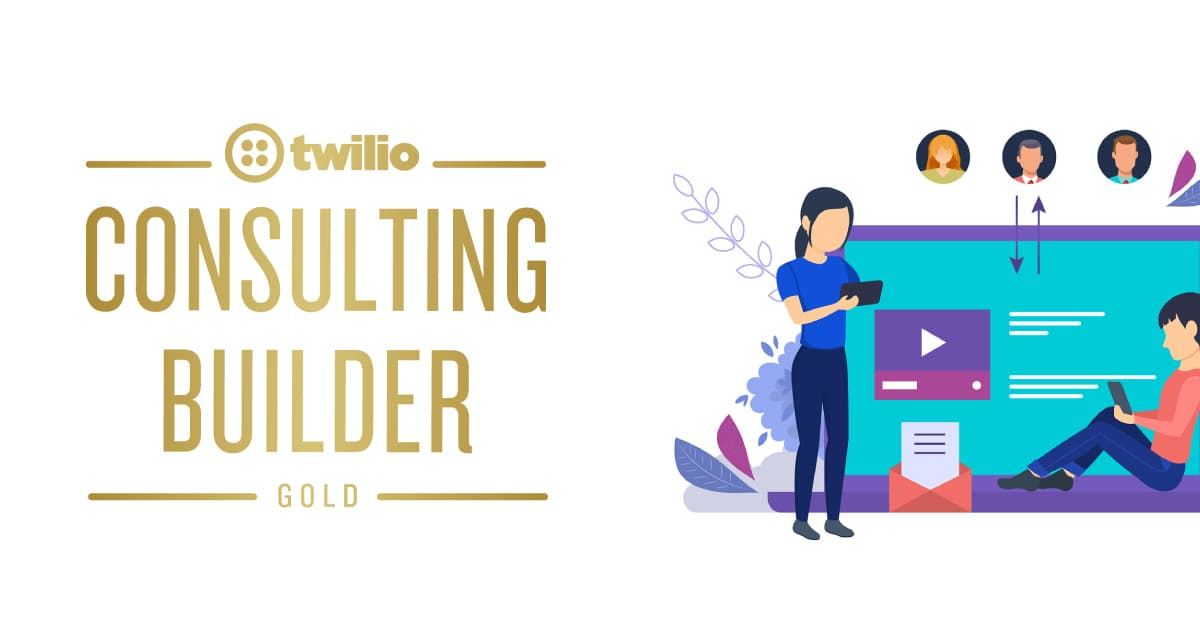 Business Communication Solutions powered by Twilio