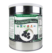 Freeze-Dried-100%-Organic-Blackberry-Halves-(13oz,-#10-can)