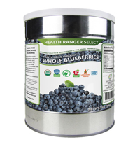 Freeze-Dried-Organic-Whole-Blueberries-(14oz,-#10-can)