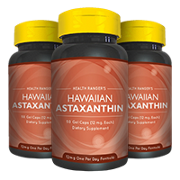 Health Ranger Hawaiian Astaxanthin pack of 3