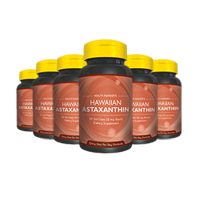 Health Ranger Hawaiian Astaxanthin pack of 6