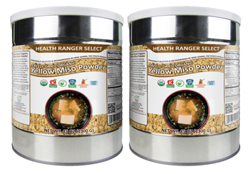 Freeze Dried Organic Yellow Miso Powder