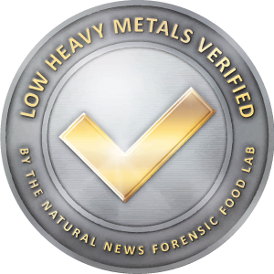 Low heavy metals icon