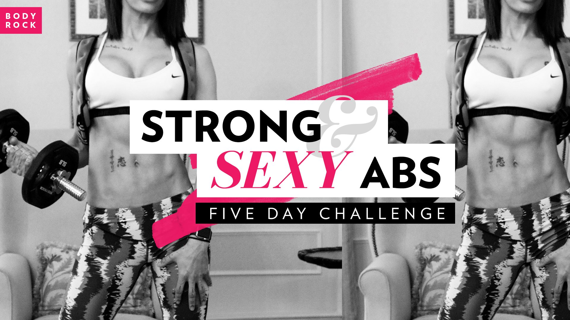 Strong Amp Sexy Abs 5 Day Challenge