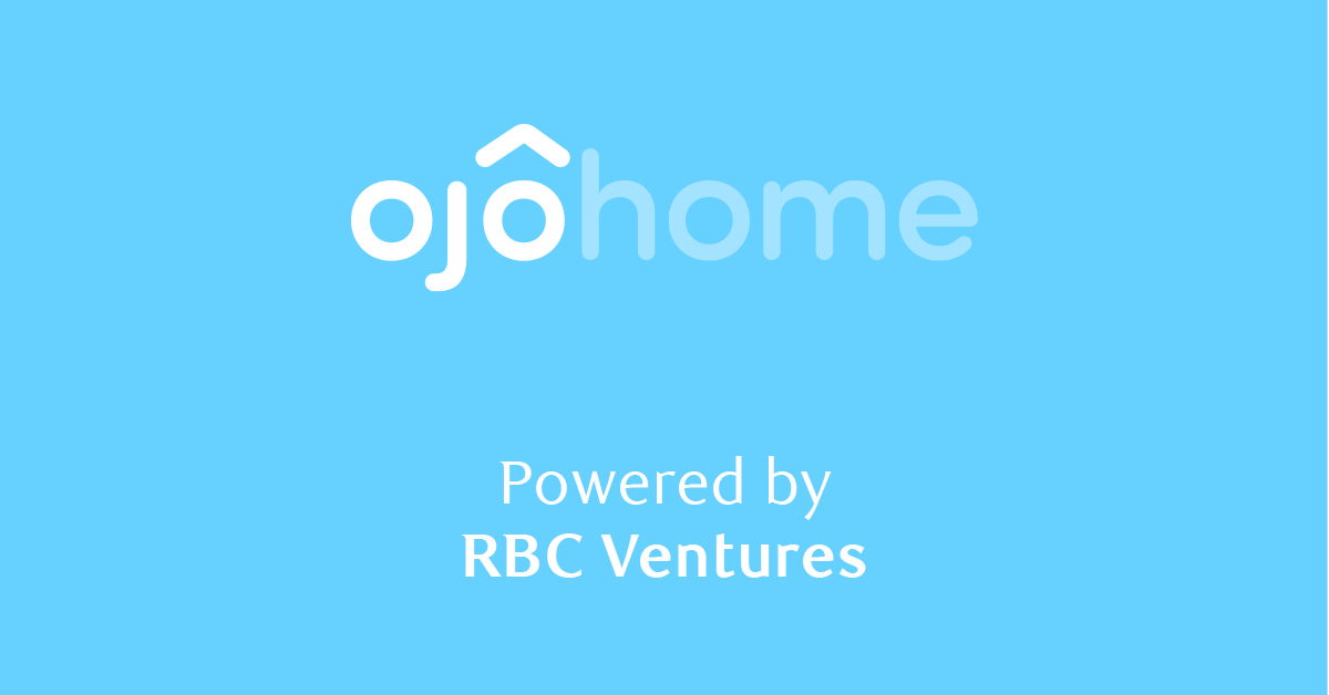 OJO Home Canada - Powered by RBC Ventures