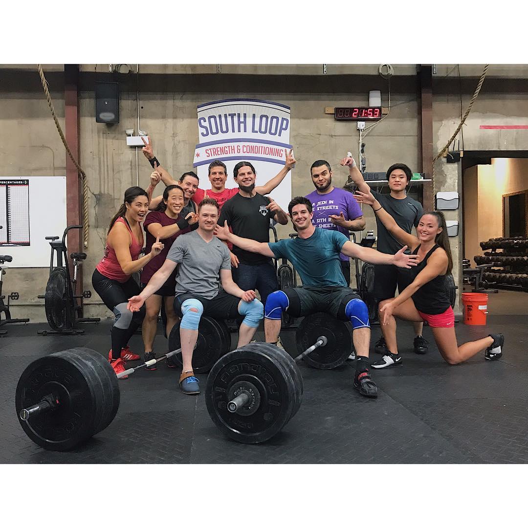 South Loop Strength & Conditioning | South Loop CrossFit