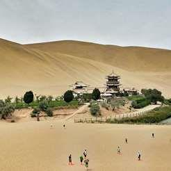 Head out west to the Xinjiang Province of China for an experience full of folk culture and art. It is a land of adventure as it is a vast region filled with natural lakes, mountains, deserts, and grasslands. Xinjiang is also rich with culture, and was an important stop on Silk Road in ancient times.