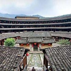Just a short journey from the southern city of Xiamen, these traditional Hakka houses are worth a visit. Originally, these earthly residences were designed as a multi-family, communal living quarter and doubled as a fortress. Hakka houses are unique to China and should not be missed.