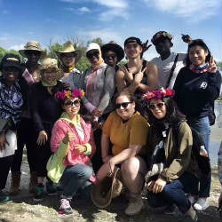 The monthly teacher travel events are trips everyone looks forward to. A group of teachers are selected via lucky draw to go on a couple day excursion to a select city in China. It's a great way to meet teachers from other products and centers, and the best part is it's completely free!