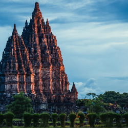Indonesia's highlands and coasts are home to many ancient temples. Several of them have become the island's most iconic landmarks and are not to be missed.