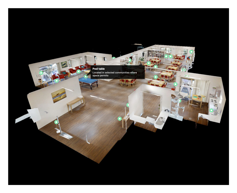 Community Centre Virtual Tour