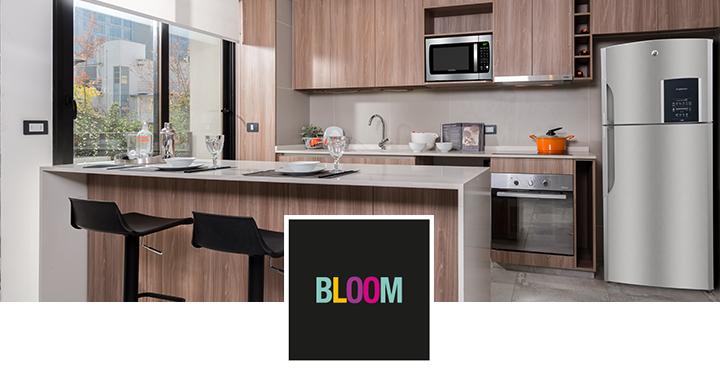 Edificio bloom providencia un oasis en la ciudad for Radiadores 7 islas