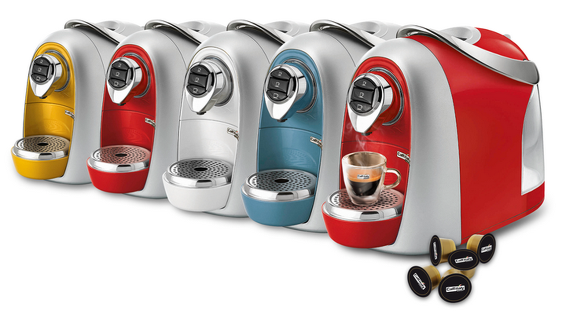 Caf expert caf ti re expresso caffitaly s04 - Meilleure cafetiere expresso ...