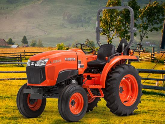 Package deals kubota tractors