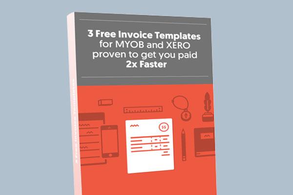 Best Practice Invoice Templates For Myob Xero